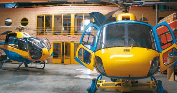 Calculan cuánto gasta la DGT cada año en helicópteros Pegasus https://t.co/VAPKOIpolt https://t.co/iiX9Ob428Q