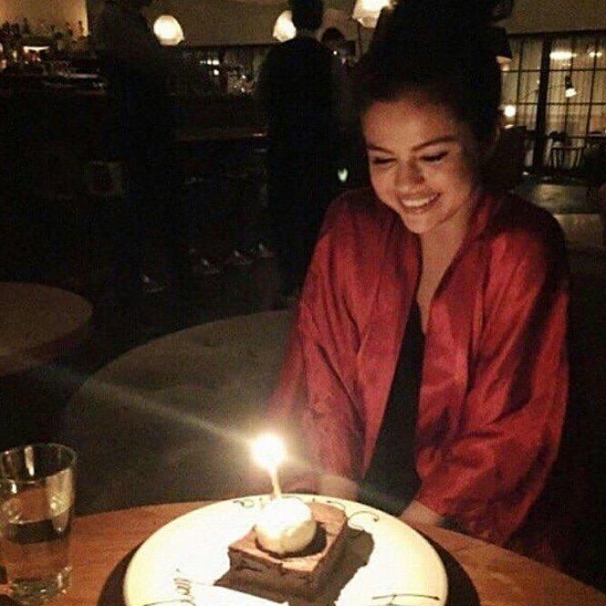 Happy Birthday Alex Russo.