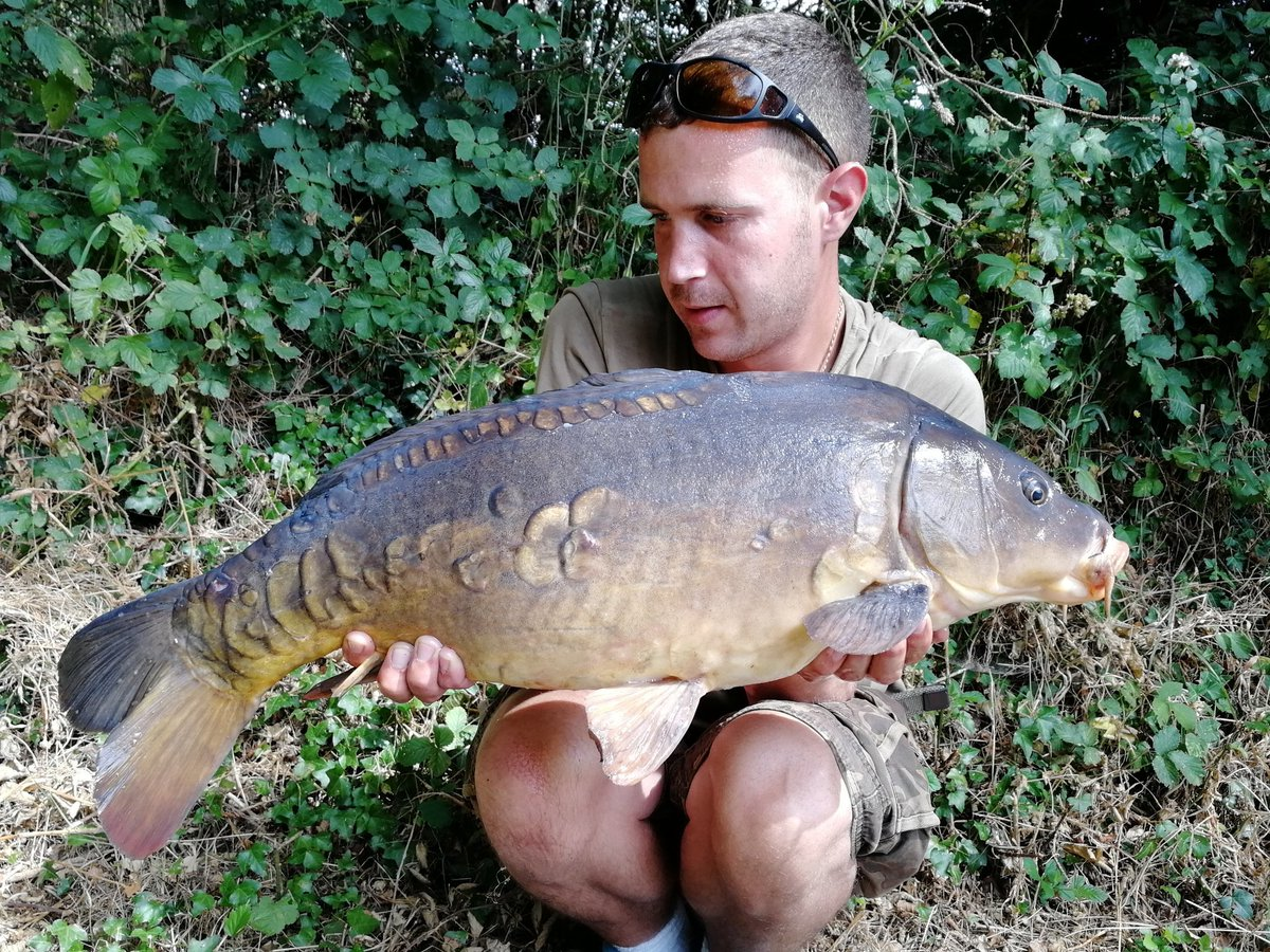 Good days fishing today, nothing happening on the b<b>Otto</b>m. Managed to take 3 off the top #carp