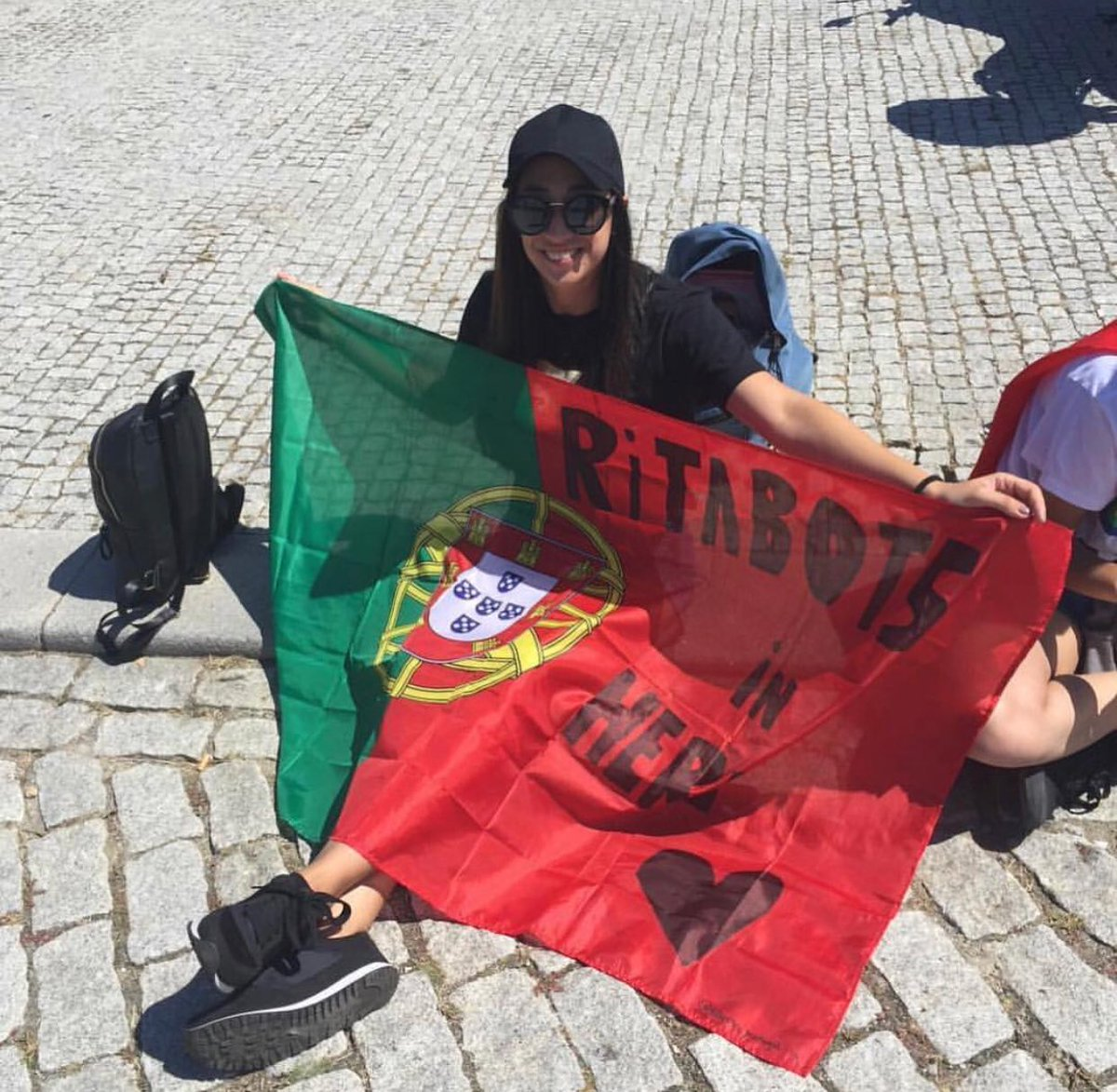 Portugal ❤️❤️❤️ https://t.co/Mkjl6vaXNp
