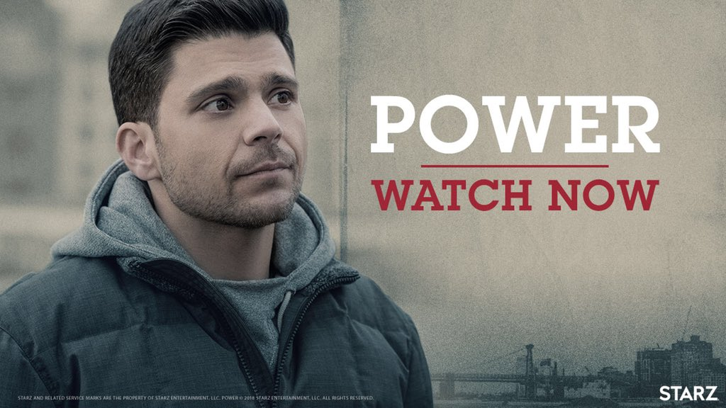 It's almost time. I'm sure lots of you have already watched on the Starz app but @Power_STARZ it's crazy tonight!!! https://t.co/OJSOtKPHeI