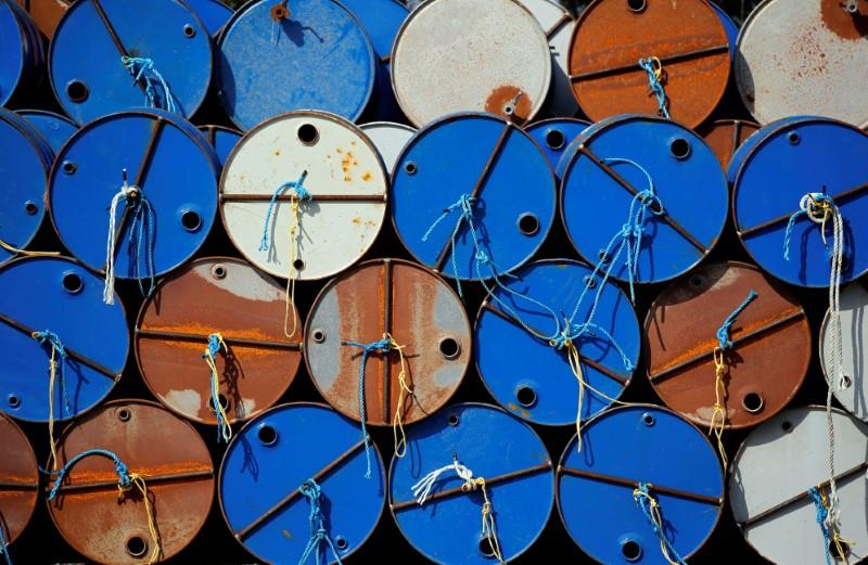 Oil prices mixed as G20 warns of risks to growth