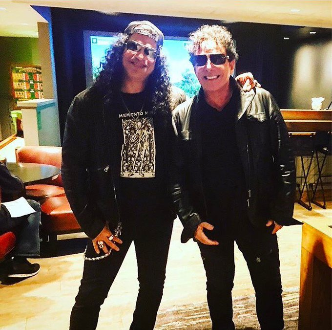 Happy Birthday to my good buddy Slash hope you have a great one brother