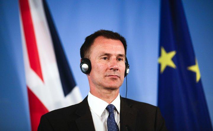 @BroadcastImagem: Hunt, diplomata do Reino Unido, adverte que Brexit sem acordo é