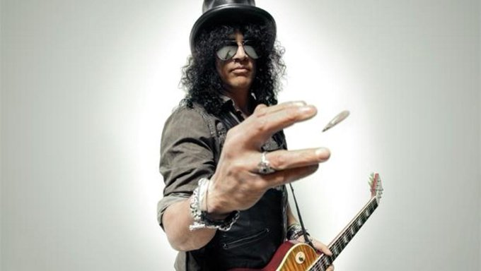 Happy Birthday today to legendary guitarist today - what is your go to song featuring Slash?