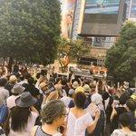 #0805杉田水脈議員の差別発言に抗議する渋谷ハチ公前街宣 で期間指定なしで検索