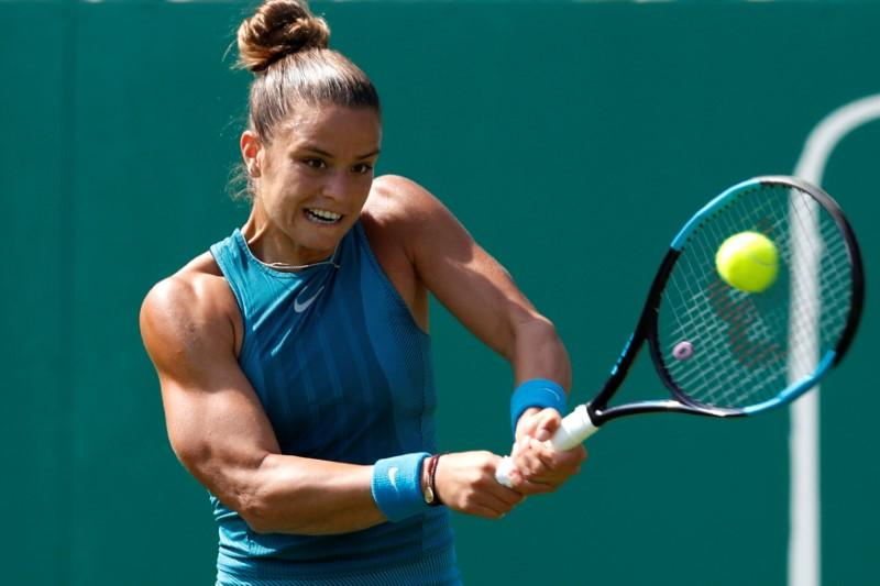 Tennis: Sakkari continues dream run to reach Silicon Valley final