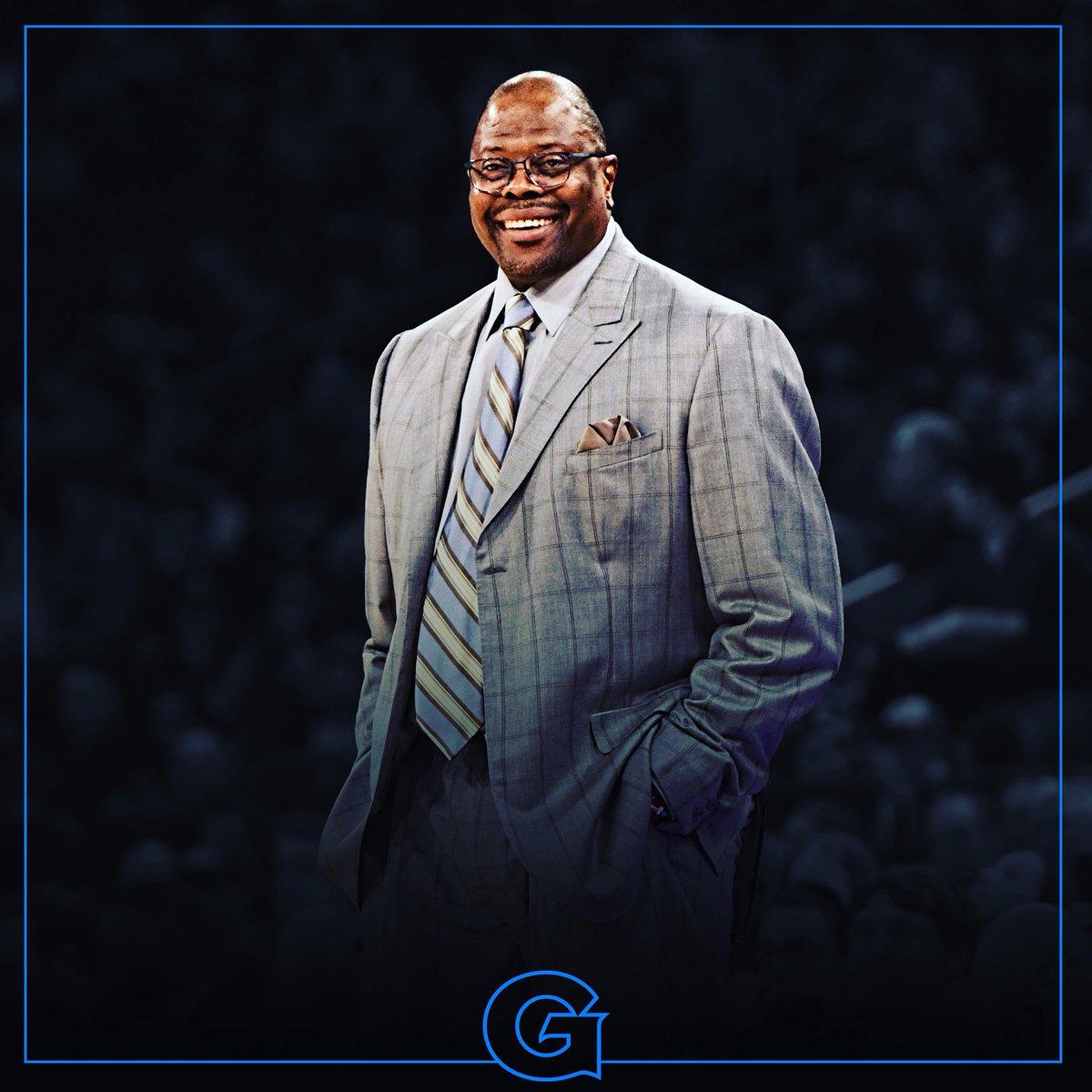 RT @GeorgetownHoops: Happy Birthday, Coach! 🎉🎂 #H4L #hoyasaxa @CoachEwing33 https://t.co/VJHoeGptnA