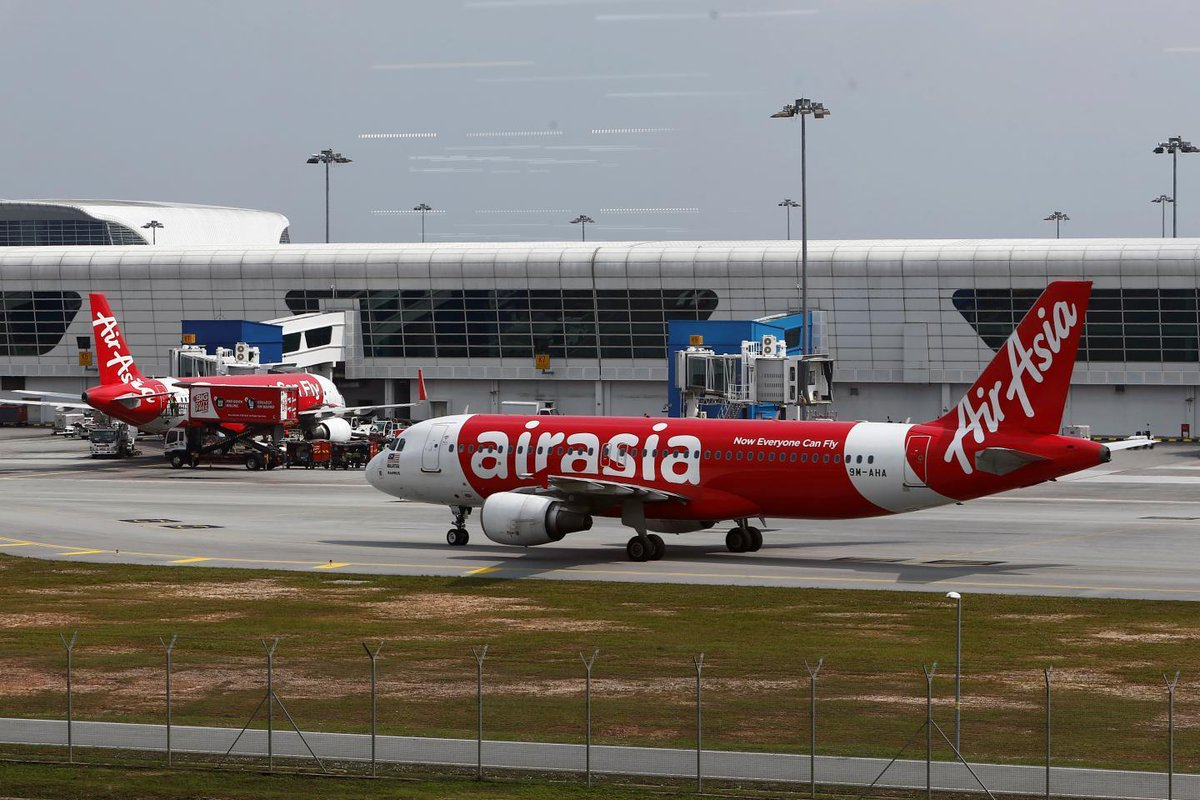 Mother arrested after dead baby found on AirAsia India flight