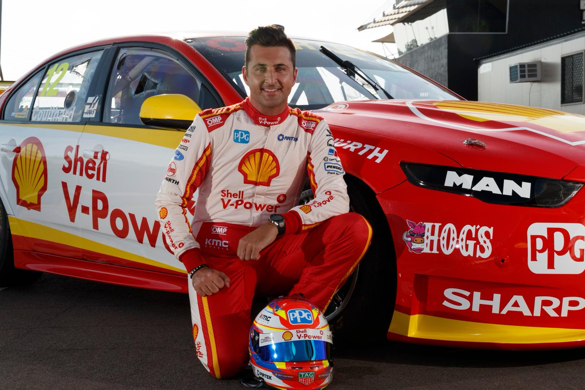 test Twitter Media - RT @supercars: .@DJRTeamPenske confirms Fabian Coulthard for 2019. #VASC  ➡️ https://t.co/KJyCj1vUmT https://t.co/l0gCIaScTA
