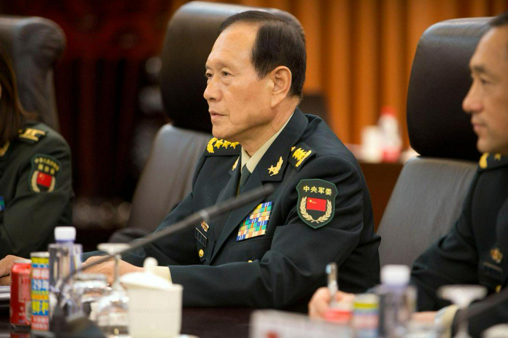In latest rapprochement, China defense minister to visit India