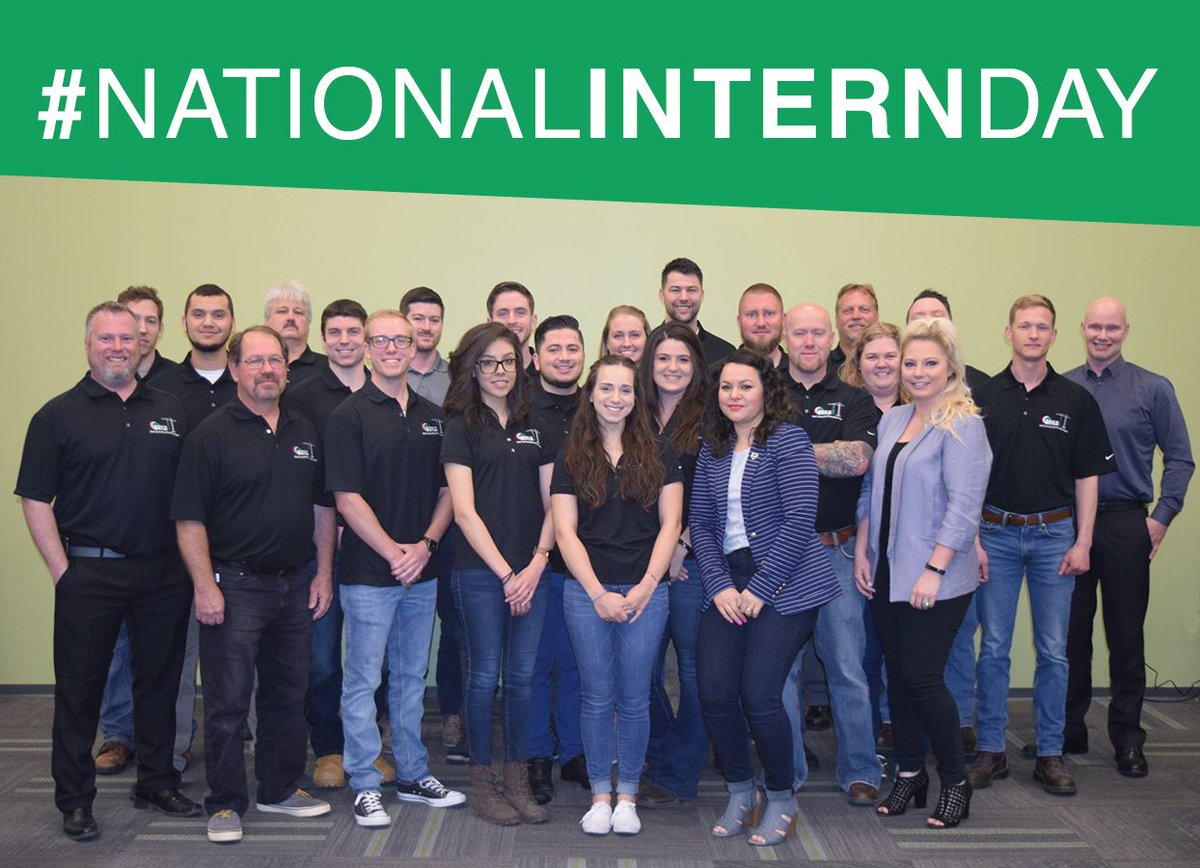 test Twitter Media - In celebration of #NationalInternDay, we want to recognize our talented Class of 2018 Build U interns! Thank you for all your hard work this summer! Learn more about their experience at Ideal Contracting at https://t.co/C47kRMprek. https://t.co/IyDhvGIX0P