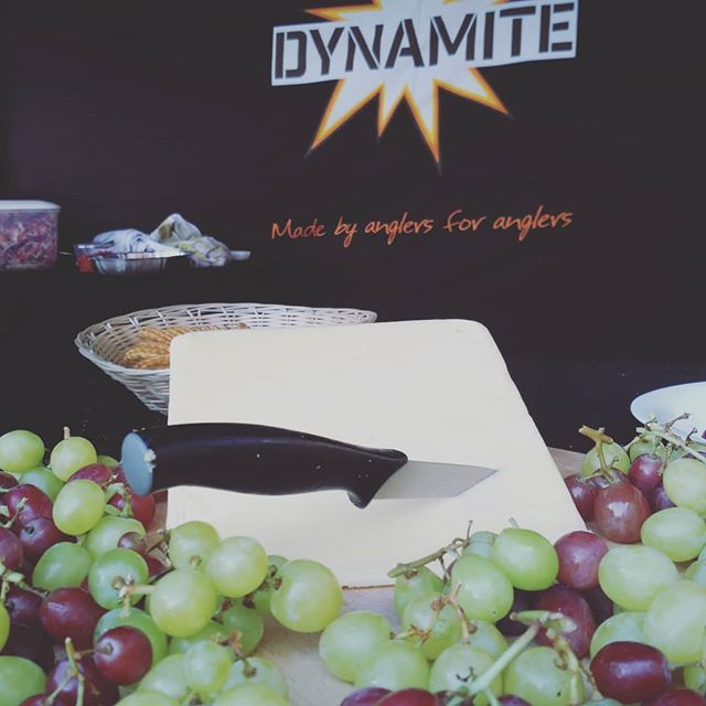 Dynamite and #cheese #carpfishing #goodtimes #summer https://t.co/bbIsLCoaH0