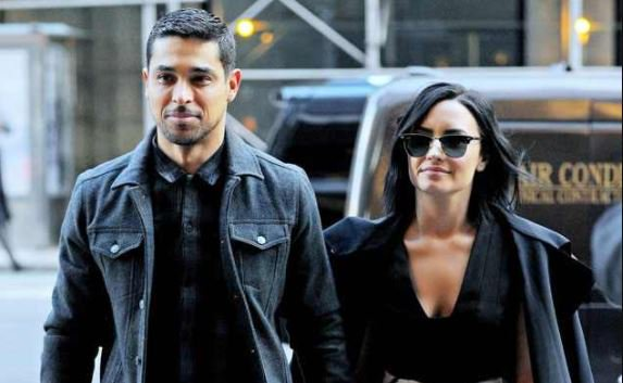 One thing we know: Demi Lovato can always count on Wilmer Valderrama.