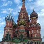 Étape 2/5 : visite ultra-express de Moscou !