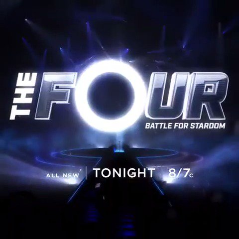 my bbz r back!! 8 of ur faves take on #TheFour 2NITE at 8pm ET/PT on @FOXTV ???????? https://t.co/1BfuSPacGM