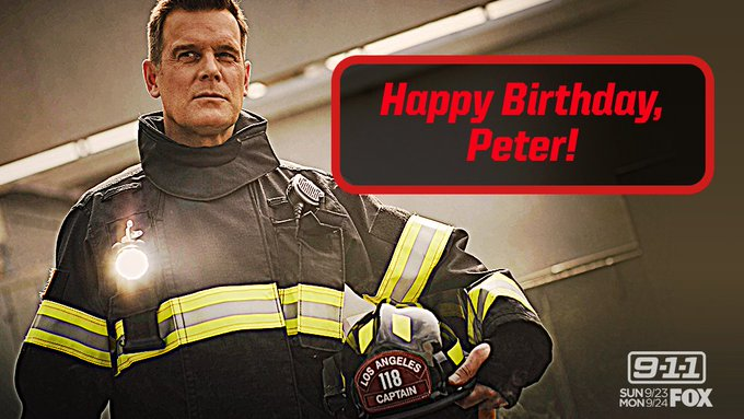 Happy birthday to this humble hero, Peter Krause!
