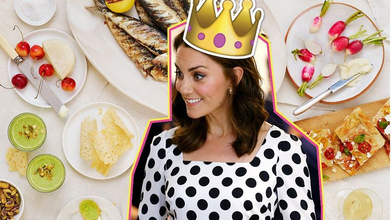 The Dukan diet: the simple plan Kate Middleton SWEARS