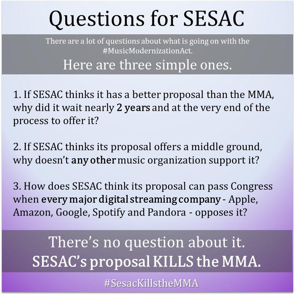 HEY SESAC - GET OFF OUR BOAT!WE ARE ALL SEASICK!!!#sesackillstheMMA https://t.co/O2qp8n4ZDb