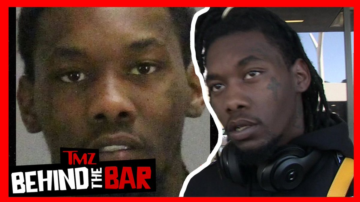 Is Offset going to be doing hard time for his arrest? Go BehindTheBar: