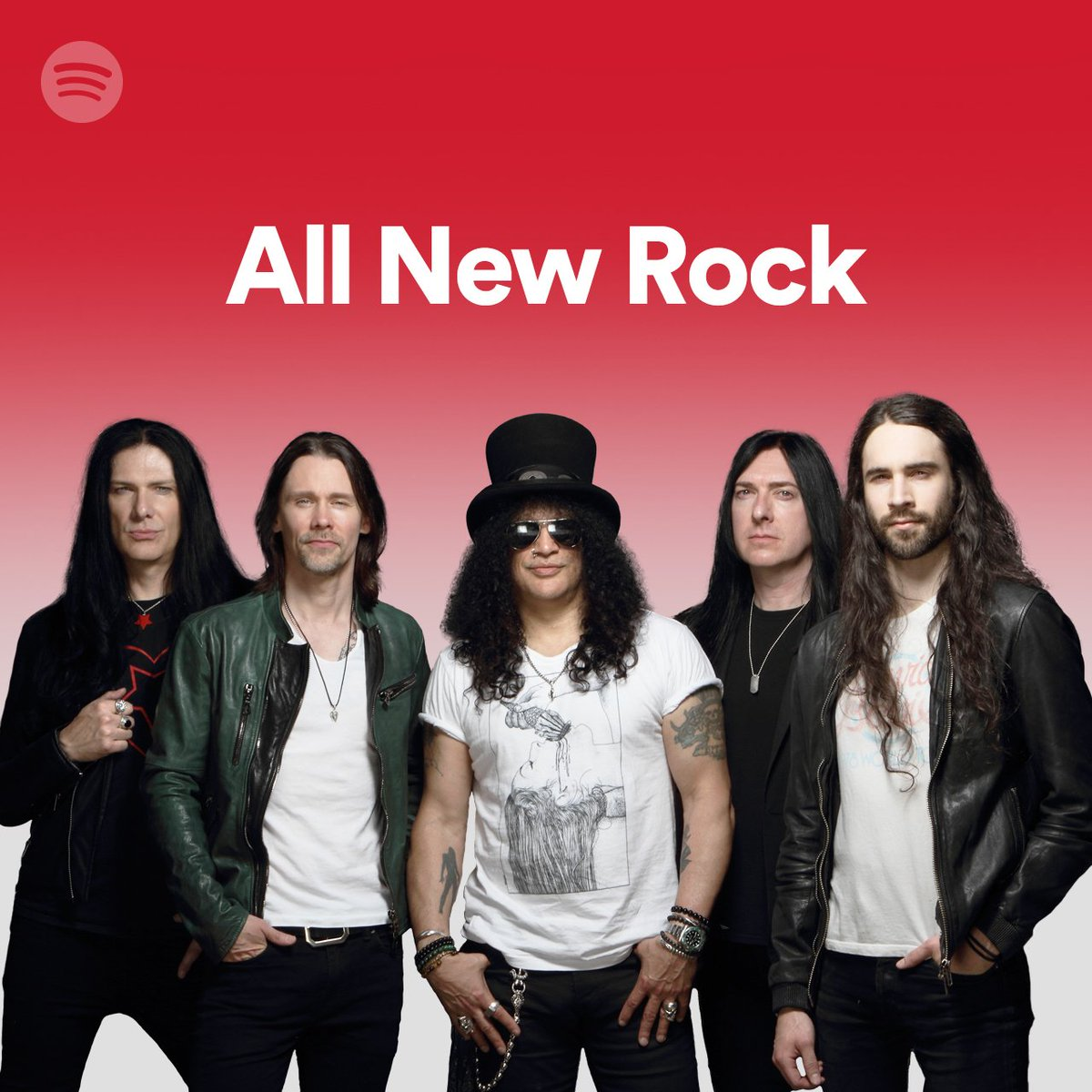 "Listen to ""Driving Rain"" now on @Spotify's All New Rock playlist! https://t.co/EEpZHR4q03 #slashnews https://t.co/iPGHz2onDC"