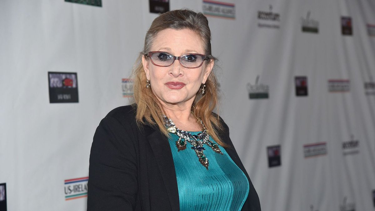 Surprise! Carrie Fisher Will Be In Star Wars: Episode IX