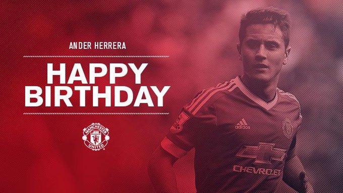 Happy 25th Birthday to |