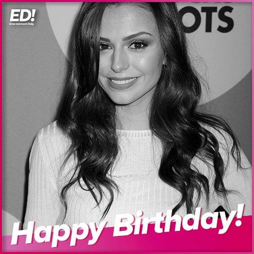 Happy Birthday Cher Lloyd!