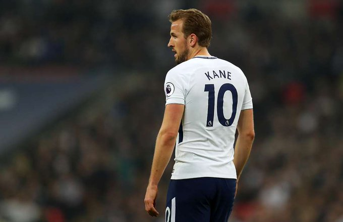 Happy Birthday to our boy, Harry Kane. Have a great day, H!