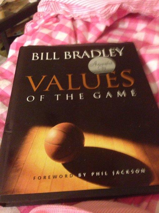 Happy Birthday to Dollar Bill Bradley.
