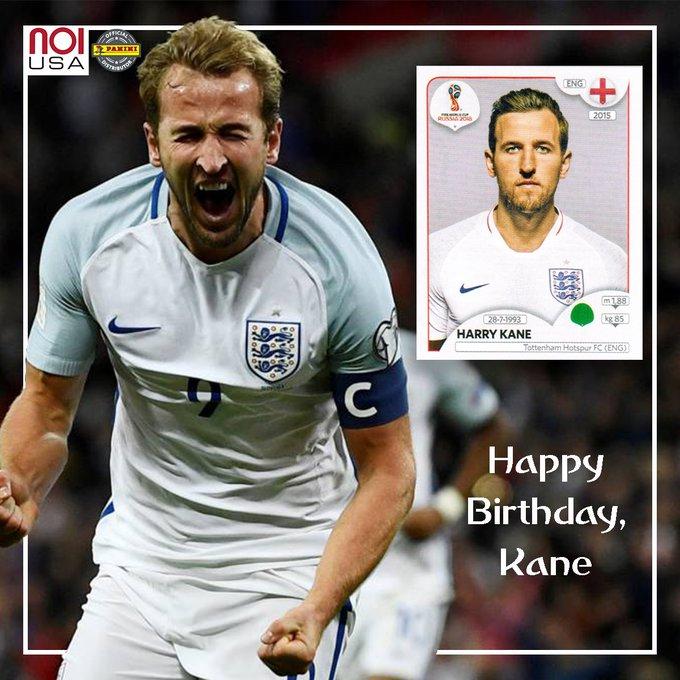 Happy birthday to Harry top scorer in  # Tottenham