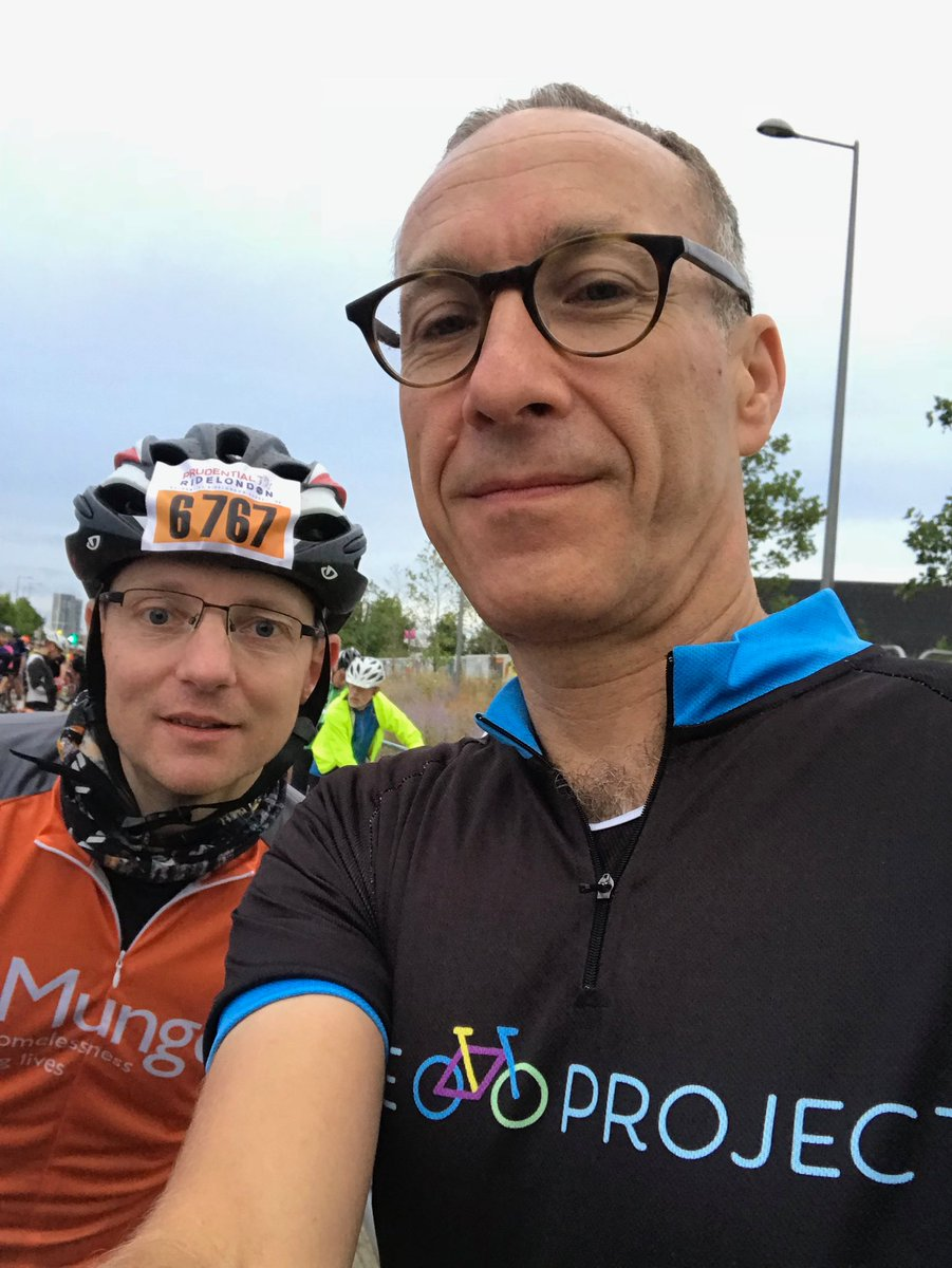 test Twitter Media - All ready for #ridelondon100 for The Bike Project u know where to sponsor and will take a snap at the end - rain and wind willing!! https://t.co/pwGiDMycRX