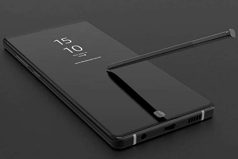The Galaxy Note 9 will change a lot more than expected, sources say:...