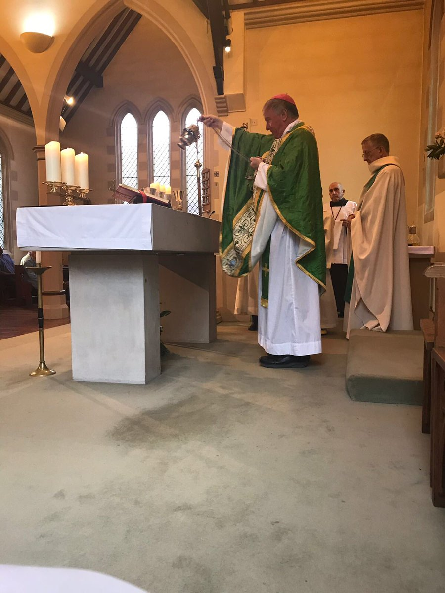 test Twitter Media - Had an excellent Pastoral Visitation today of St Colman's Cosham and St. Paul's Paulsgrove - with Fr Joe McNerny and Fr John Humphries and their excellent parishioners. https://t.co/jXXWTFhzEY