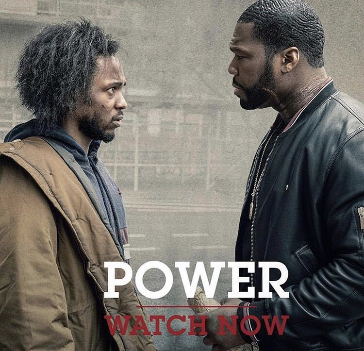 This combination will make ratings go up, but you know we are already number 1.????get the strap #PowerTV https://t.co/JRT7lhxqbQ