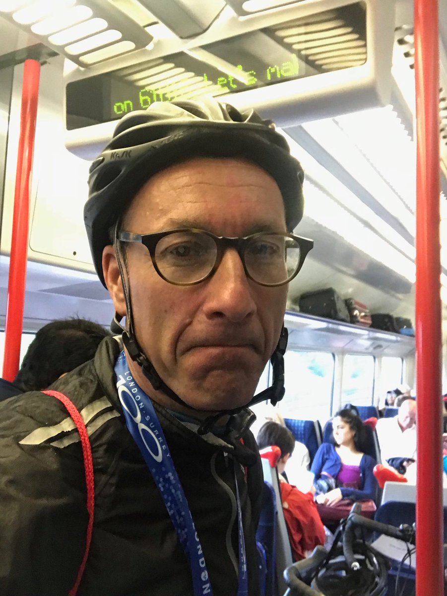 test Twitter Media - So I completed #ridelondon100 after appalling weather, 2 punctures, eye infection but still made wedding at Northwood Pinner @LiberalJudaism Shul. If u meant to get round to supporting @The_BikeProject thru this then Virgin Giving & u will find me! https://t.co/QtQp99JYpR