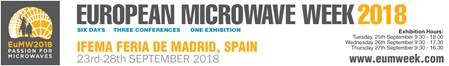 test Twitter Media - Participation in a European Microwave Week, EuMW 2018 https://t.co/9FOPcGclP1 https://t.co/EVTO9A1cDB