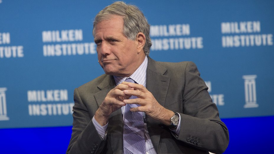 CBS CEO Leslie Moonves will remain at work amid sexual misconduct investigation