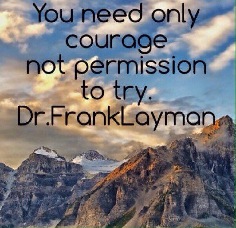 #Courage #DrFankLayman #MondayMotivation #iTunes #iHeart #Growth  https://t.co/EHkMj7cvQy https://t.co/P5Yzbv6hIJ https://t.co/btqZqYi45o