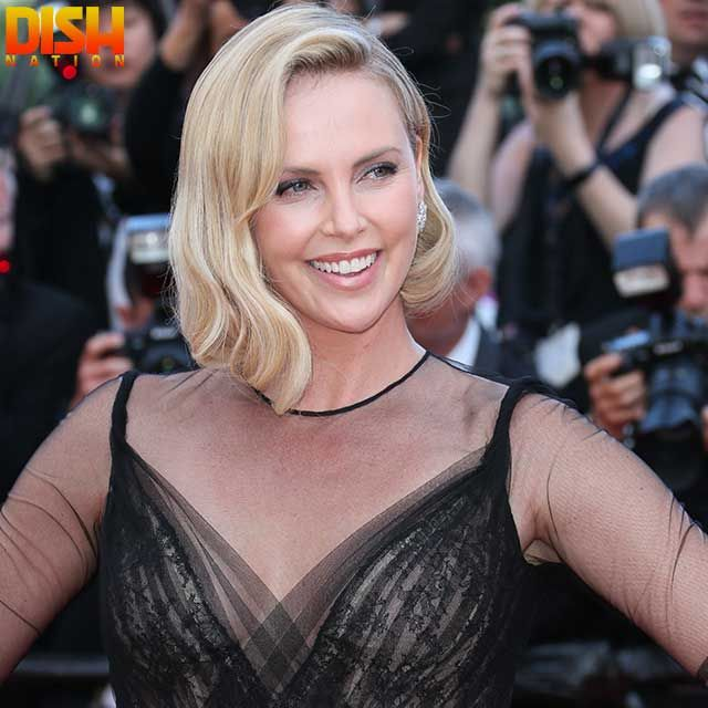 Happy 43rd birthday to Charlize Theron!!