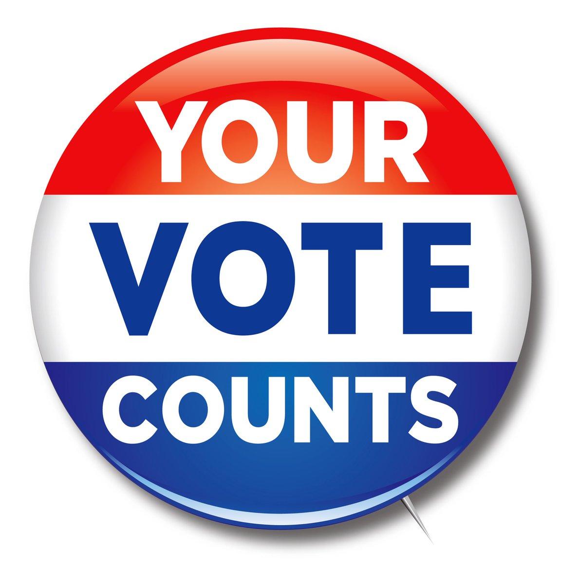 TODAY!  Kansas, Michigan, Missouri, & Washington State! You have primaries! Your vote is your voice.   #GOTV https://t.co/jeNDoZB5jB