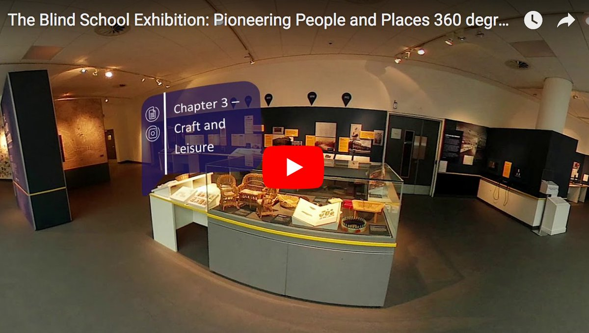 test Twitter Media - Earlier this year we had an exhibition about the School for the Blind at @MuseumLiverpool  - and when it closed, we were keen to find digital ways to preserve it:  from audio to 360 degree film + BSL. You can find it all here: https://t.co/AsV6yhSpAr https://t.co/rXmwkq1V0a