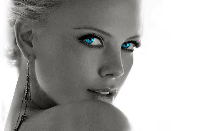 Happy 43rd Birthday to South African born actress, Charlize Theron...
