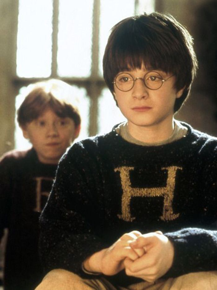 Happy birthday, Harry Potter we loved when you wore this: