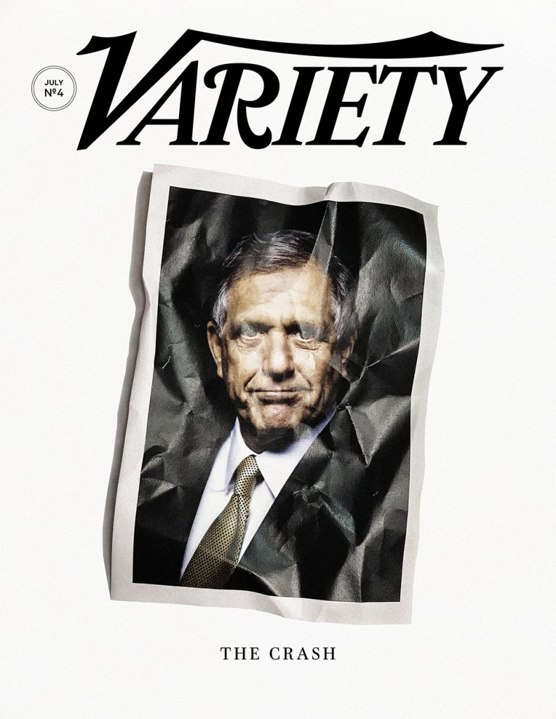 What's in store for the future of Leslie Moonves — and CBS? (COVER STORY)