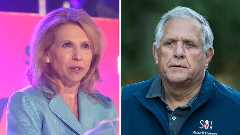 Shari Redstone's NAI accuses CBS executives of destroying evidence