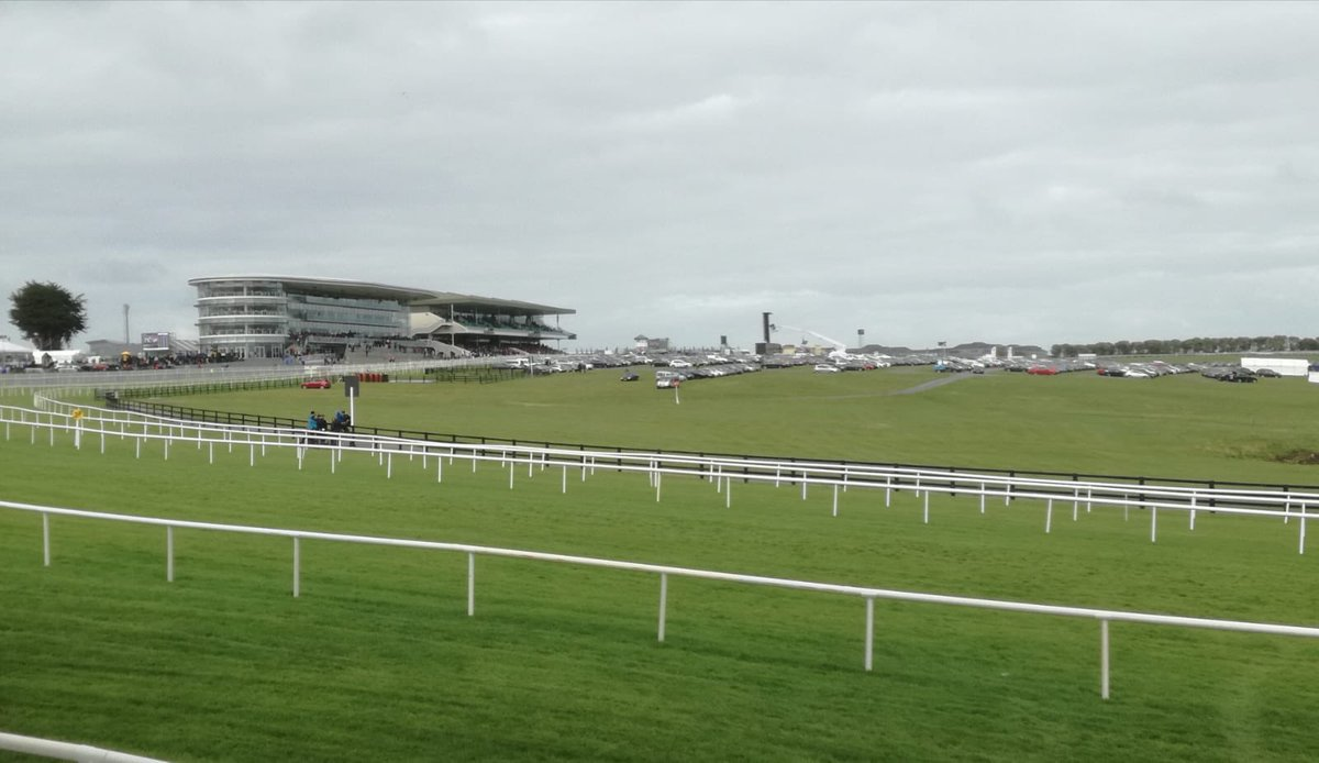 test Twitter Media - Starting to clear up for day 2 of the @Galway_Races Festival #ComeRacing https://t.co/DpI2kI7pLj