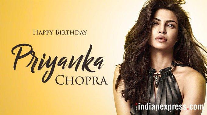 Happy birthday Priyanka Chopra: Anil Kapoor, Madhuri Dixit and others wish PeeCee
