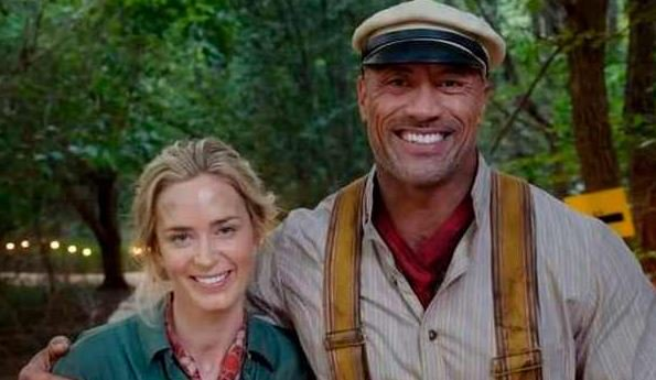 Disney's Jungle Cruise is now in production!