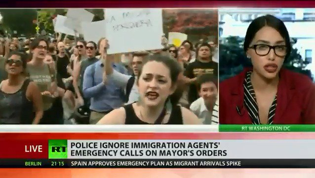 Portland police ignore immigration agents' emergency calls on mayor's orders